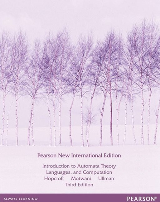 Intro Automata Theory Languages Compt Pn