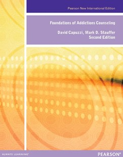 Foundations of Addiction Counseling: Pearson New International Edition by David Capuzzi, Mark D. Stauffer (9781292041940) - PaperBack - Non-Fiction Family Matters