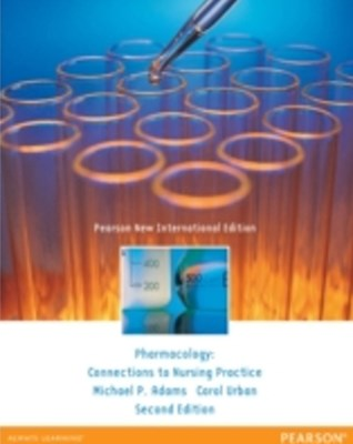 Pharmacology: Pearson New International Edition