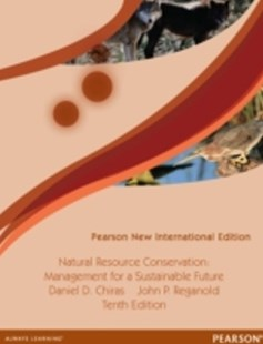 (ebook) Natural Resource Conservation: Pearson New International Edition - Home & Garden Agriculture