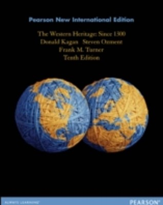 Western Heritage: Pearson New International Edition