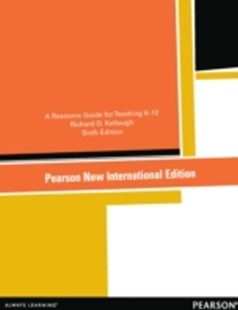 (ebook) Resource Guide for Teaching K-12: Pearson New International Edition - Business & Finance Careers