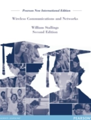 (ebook) Wireless Communications & Networks: Pearson New International Edition