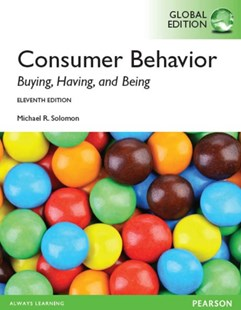 (ebook) Consumer Behavior, Global Edition - Business & Finance Sales & Marketing