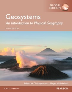(ebook) Geosystems: An Introduction to Physical Geography, Global Edition - Science & Technology Environment