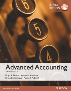 (ebook) Beams: Advanced Accounting, Global Edition - Business & Finance Accounting