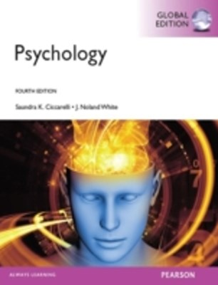 Psychology, Global Edition