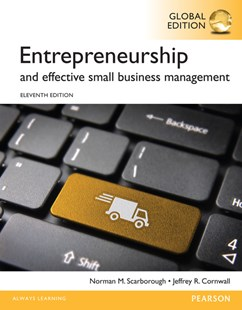 Entrepreneurship and Effective Small Business Management, Global Edition by Norman M. Scarborough (9781292060613) - PaperBack - Business & Finance Management & Leadership