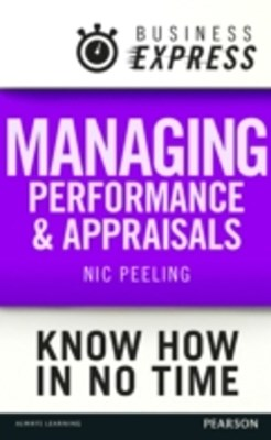 (ebook) Business Express: Managing performance and appraisals