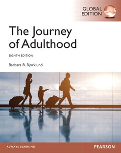 Journey of Adulthood, Global Edition by Barbara R. Bjorklund (9781292064888) - PaperBack - Education
