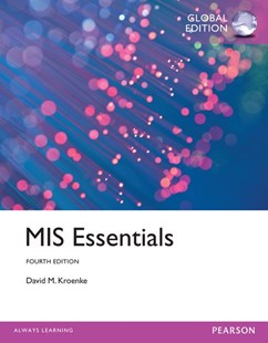 MIS Essentials: Global Edition by David Kroenke (9781292065298) - PaperBack - Business & Finance Business Communication