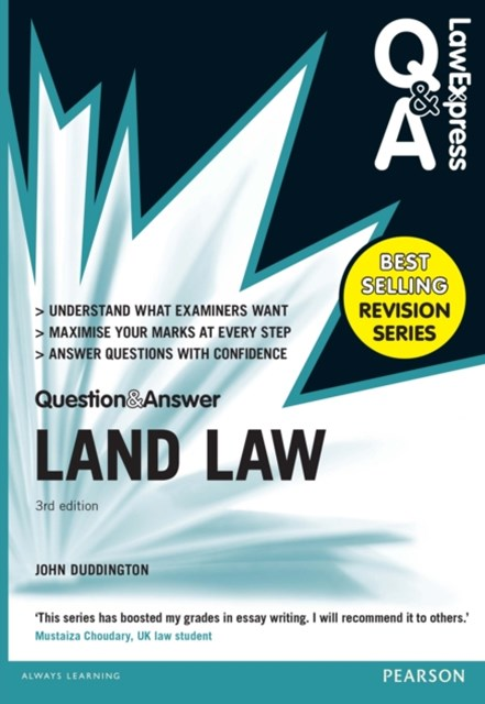 (ebook) Law Express Question and Answer: Land Law(Q&A revision guide)