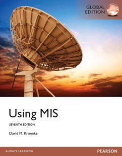 (ebook) Using MIS, Global Edition - Business & Finance Business Communication