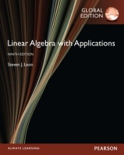 (ebook) Linear Algebra with Applications, Global Edition - Science & Technology Mathematics
