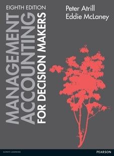 (ebook) Management Accounting for Decision Makers - Business & Finance Accounting