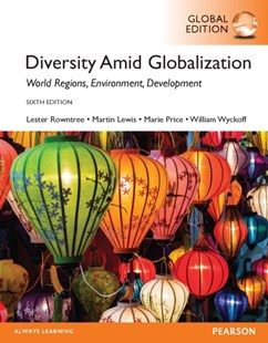 (ebook) Diversity Amid Globalization: World Religions, Environment, Development, Global Edition - Science & Technology Environment