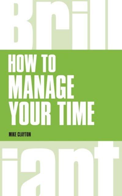 (ebook) How to manage your time