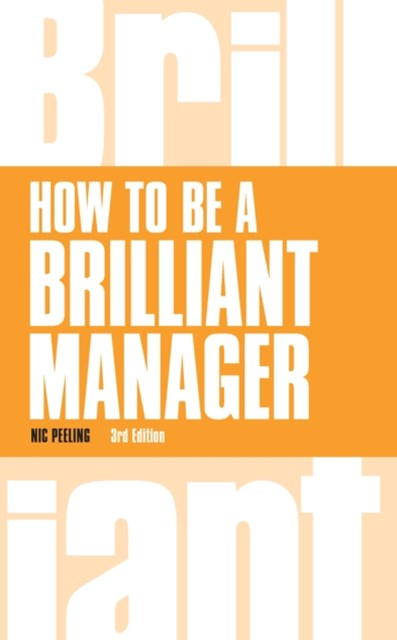 (ebook) How to be a Brilliant Manager
