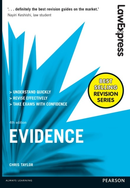(ebook) Law Express: Evidence