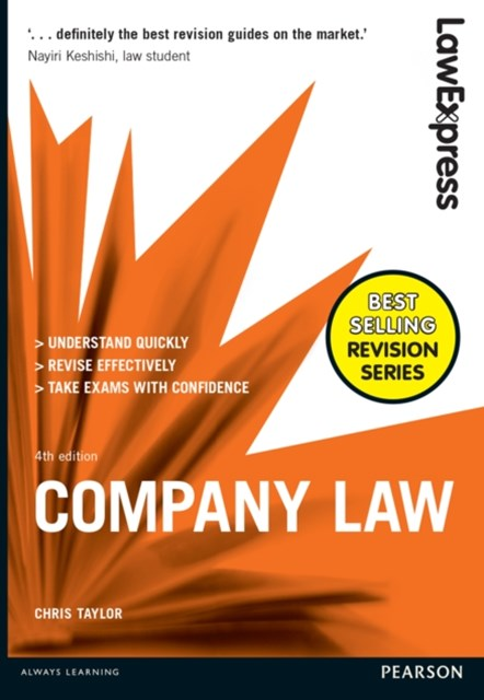 (ebook) Law Express: Company Law