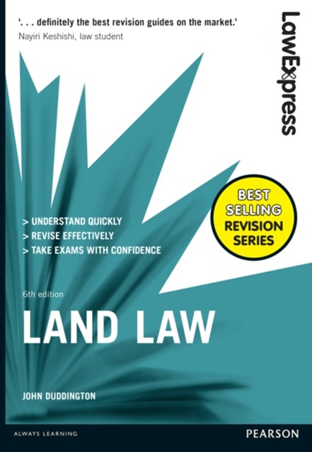 (ebook) Law Express: Land Law