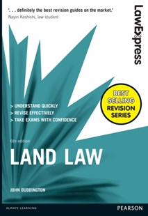 (ebook) Law Express: Land Law - Reference Law