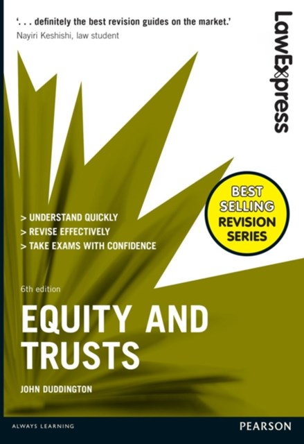 (ebook) Law Express: Equity and Trusts