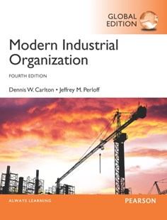 (ebook) Modern Industrial Organization, Global Edition - Business & Finance Ecommerce