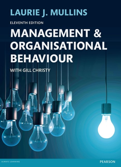 (ebook) Management and Organisational Behaviour 11th edn