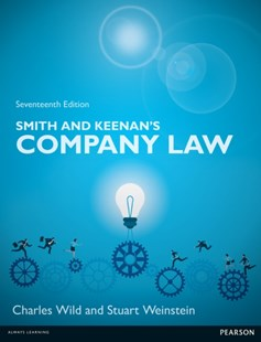 (ebook) Smith & Keenan's Company Law, 17th edition - Reference Law