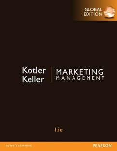 Marketing Management, Global Edition by Philip Kotler, Kevin Lane Keller (9781292092621) - PaperBack - Business & Finance Sales & Marketing