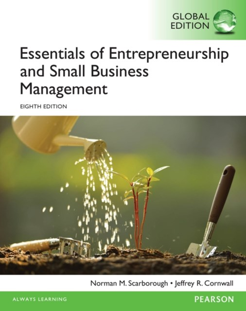 (ebook) Essentials of Entrepreneurship and Small Business Management, Global Edition