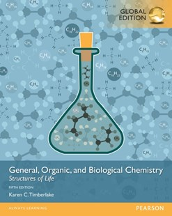 (ebook) General, Organic, and Biological Chemistry: Structures of Life, Global Edition - Science & Technology Chemistry