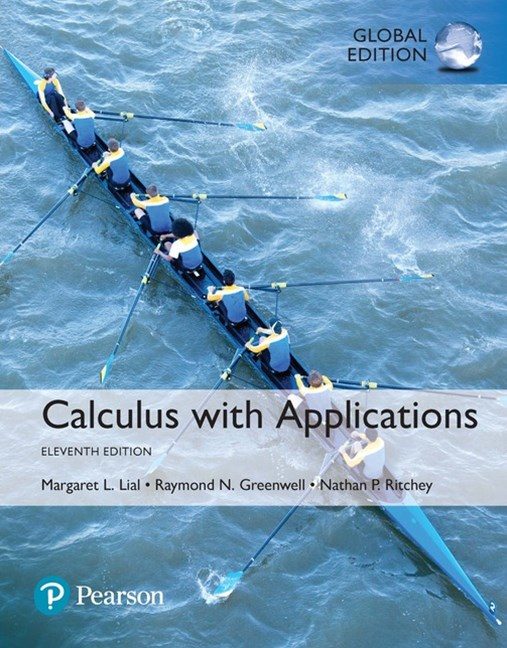 Calculus with Applications, Global Edition