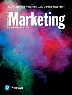 (ebook) Principles of Marketing European Edition 7th edn - Business & Finance Sales & Marketing
