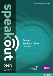 Speakout Starter Students' Book with DVD by Frances Eales, Steve Oakes (9781292115986) - Multiple-item retail product - Language English