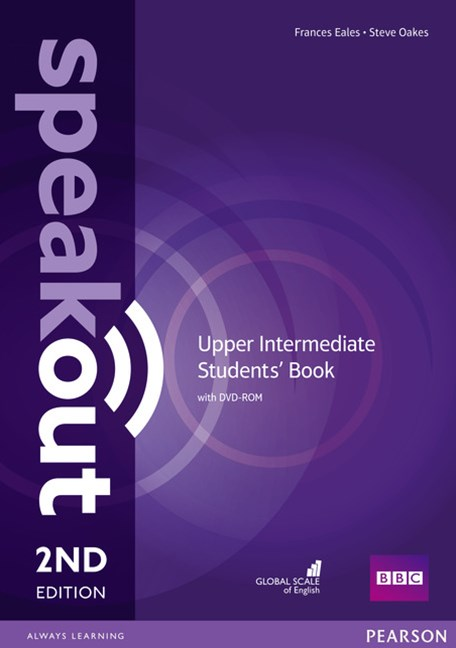 Speakout Upper Intermediate Students' Book with DVD