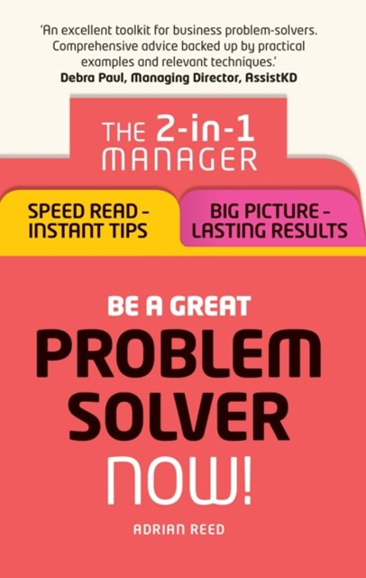(ebook) Be a Great Problem Solver Now!