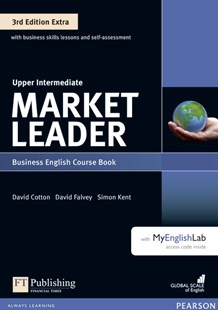 Market Leader Extra Upper Intermediate Course Book with DVD by Lizzie Wrightá (9781292134819) - Multiple-item retail product - Language English