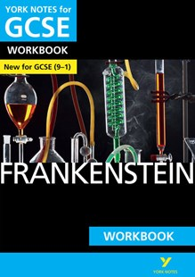 York Notes for GCSE: Frankenstein Workbook by Susan Chaplin (9781292138091) - PaperBack - Children's Fiction Classics