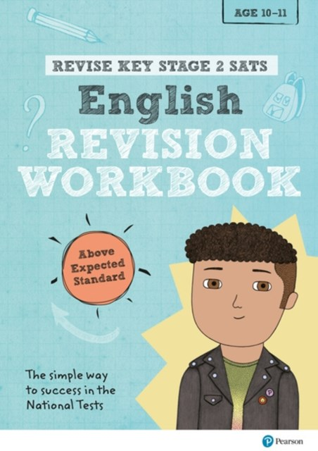 REVISE Key Stage 2 SATs English Revision Workbook - Above Expected Standard