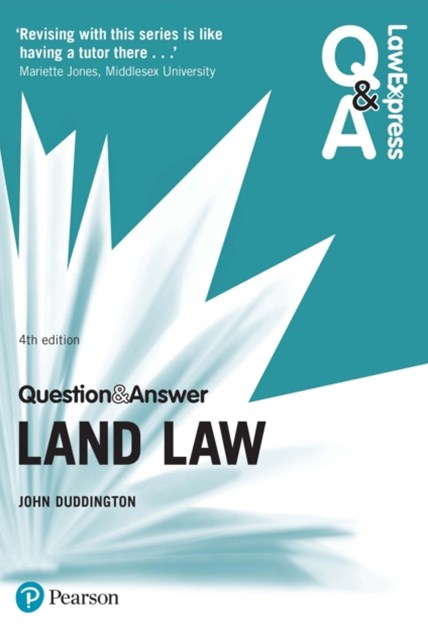 (ebook) Law Express Question and Answer: Land Law