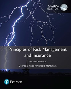 Principles of Risk Management and Insurance, Global Edition by George E. Rejda, Michael McNamara (9781292151038) - PaperBack - Business & Finance Finance & investing