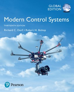 Modern Control Systems, Global Edition by Richard C. Dorf, Robert H. Bishop (9781292152974) - PaperBack - Science & Technology Engineering
