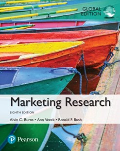 (ebook) Marketing Research, Global Edition - Business & Finance Sales & Marketing