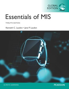 (ebook) Essentials of MIS, Global Edition - Business & Finance Business Communication