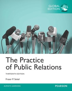 The Practice of Public Relations, Global Edition by Fraser P. Seitel (9781292160054) - PaperBack - Business & Finance Ecommerce