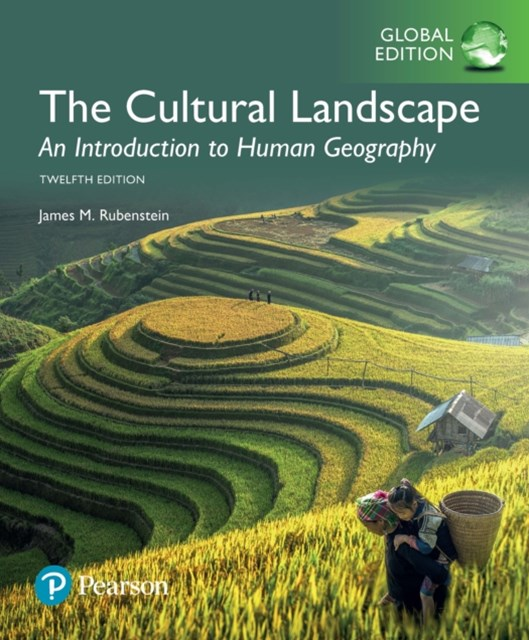 (ebook) Cultural Landscape: An Introduction to Human Geography, Global Edition