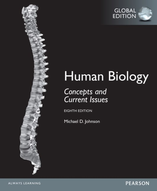 (ebook) Human Biology: Concepts and Current Issues, Global Edition