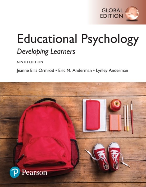 (ebook) Educational Psychology: Developing Learners, Global Edition